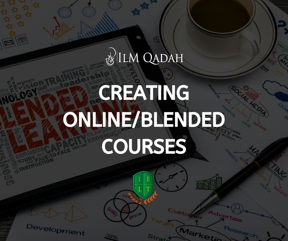 Creating Online/Blended Courses